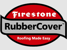 Firestone rubber for roofing